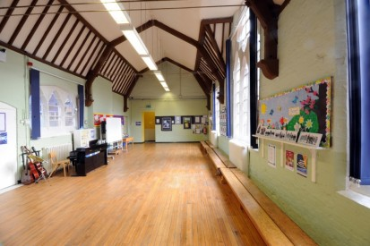 School Hall Available For Hire