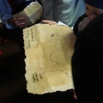 Pirate Day Treasure Map