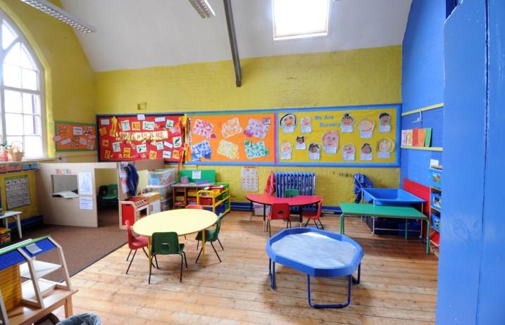 Photo Of Nursery Classroom